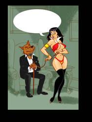 Dan DiCarlo #februwolfy Caption Contest!