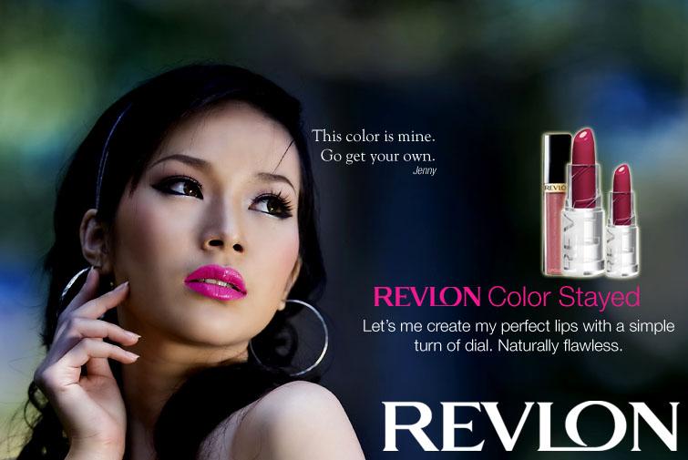 Revlon Ad by Oceandeep76 on DeviantArt