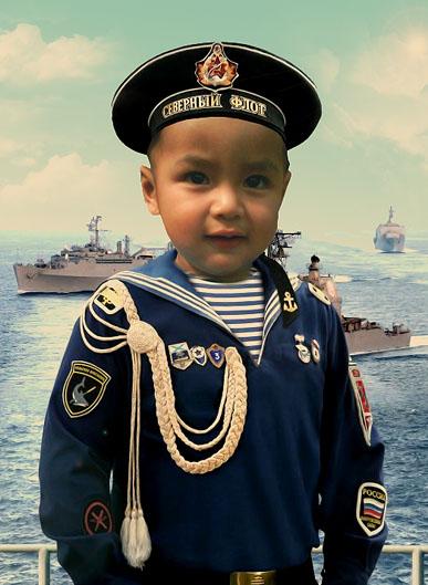 My Lovely Son by Oceandeep76