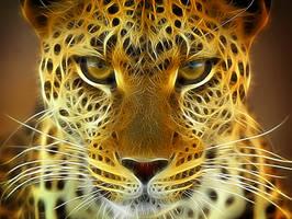 Leopard by Oceandeep76