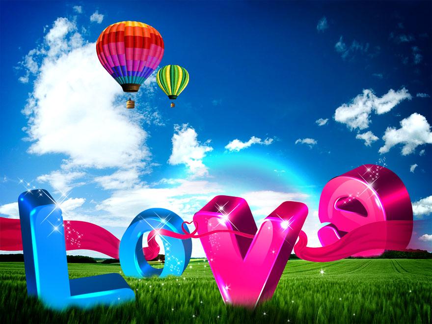 Colorful Love by Oceandeep76 on DeviantArt