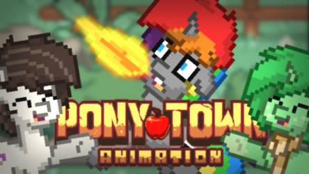 Very Hot ( Pony Town Animation ) by TioRafaJP