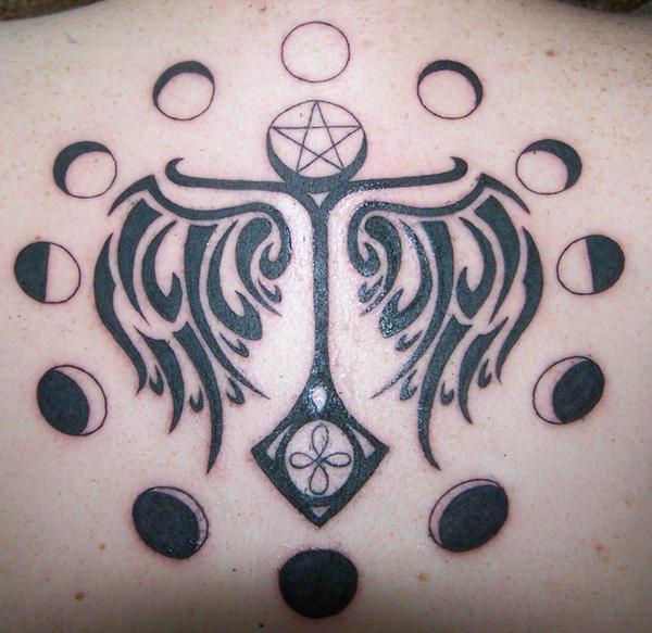 ankh tattoos