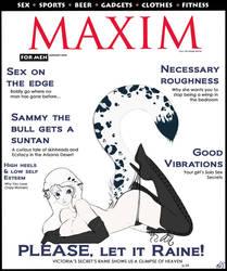MAXIM CHALLENGE by spasmatic-irishlover