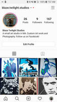 Follow my Insta