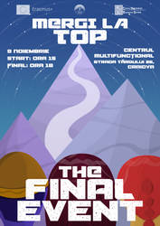 Final Event Poster