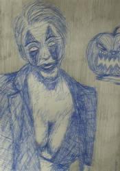 Happy Halloween by harriito