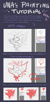 UNA's painting tutorial part 1