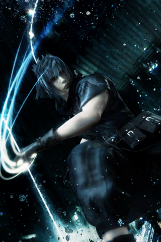 noctis iphone wallpaper by oathkeeper9918 on deviantart