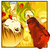 Persona 4- Chie icon by oathkeeper9918