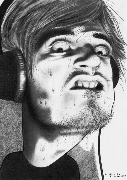 PewDiePie by Punisa