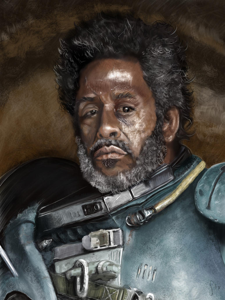 Saw - Star Wars Rogue One - FanArt by papalati