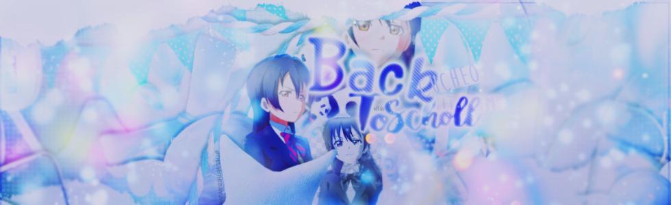 [13816] Back To School by CrayonsYa-Chan