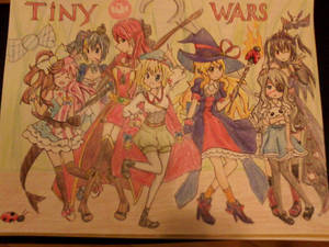 Tinywars Fanart Contest Entry 2016