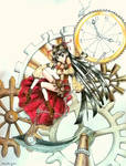 Salina - Steampunk Theme