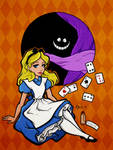 Alice in wonderland by the-winter-girl