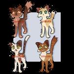 Pie Cats [2/4 OPEN] BTA