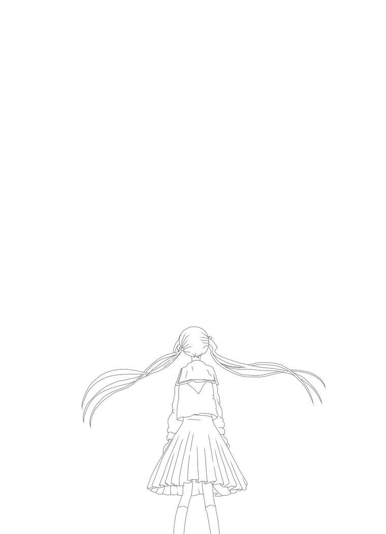 Kouya no koi lineart by Yukkichankun