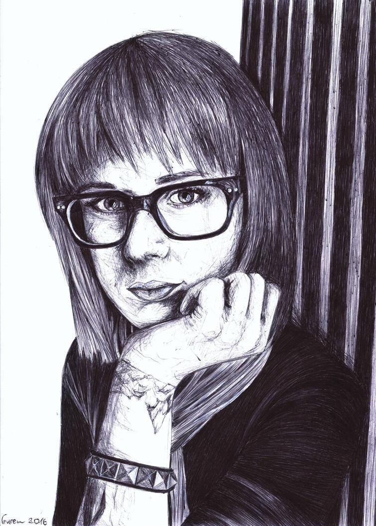 Monica by GurenNoHime