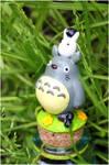 Fimo Totoro