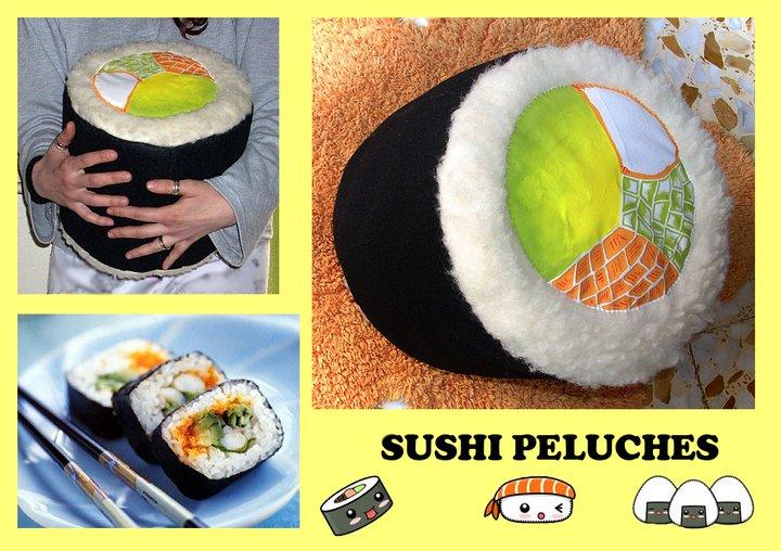 Sushi by tanadelbianconiglio