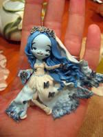 Emily Corpse Bride fanart Clay by tanadelbianconiglio