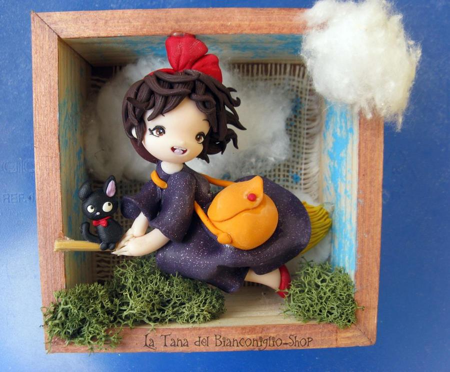 Kiki clay by tanadelbianconiglio