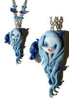 Spooky doll by tanadelbianconiglio
