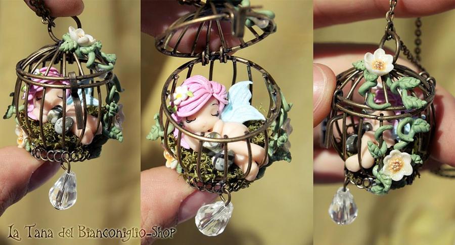 Fairy clay by tanadelbianconiglio