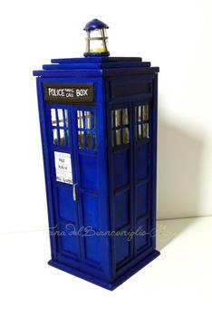 Tardis Doctor Who