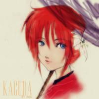 Gintama: Kagura of the lily by sorakuuin