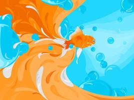 Goldfish by dragonsyth1