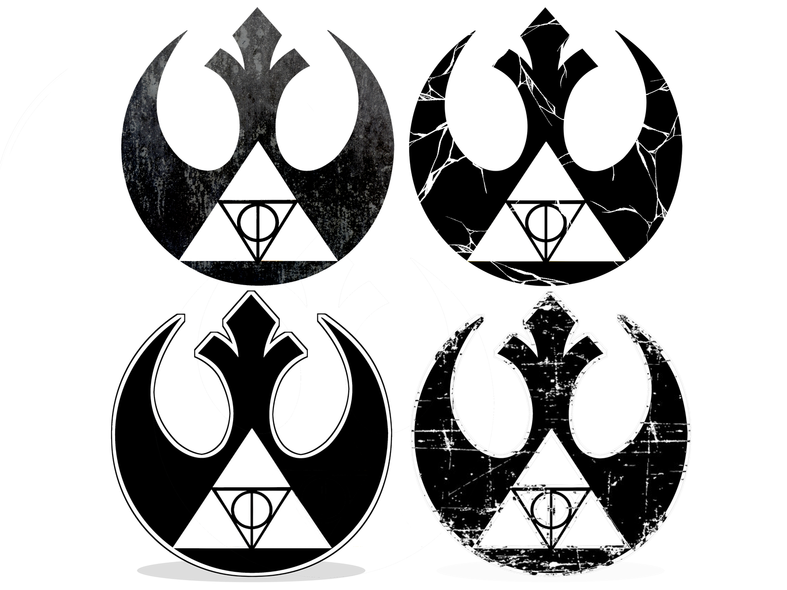 Most Inspiring Wallpaper Harry Potter Star Wars - star_wars_legend_of_zelda_harry_potter_____by_fabulousmuffinlord-d9vgmh5  Perfect Image Reference_53677.png