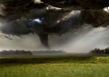 Tornado by StrangeNewWorlds