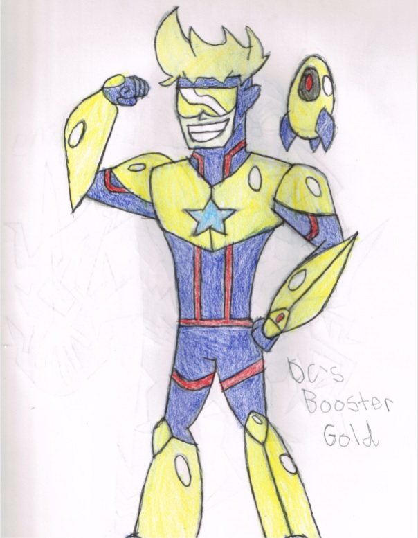 DC's Booster Gold