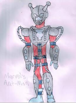 Marvel's Ant-Man (Hank Pym)