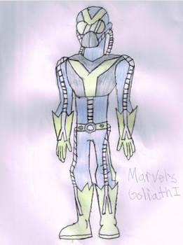 Marvel's Goliath I (Hank Pym)