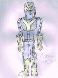 Marvel's Goliath I (Hank Pym) by LawfulStudios9646