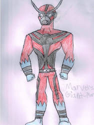 Marvel's GiAnt-Man (Hank Pym) by LawfulStudios9646