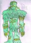 DC's Swamp Thing by LawfulStudios9646