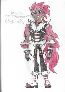 Jason Ozziebourne (Jojo's Bizarre Adventure oc)