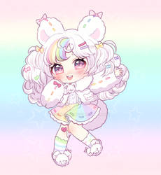 rainbow gorl