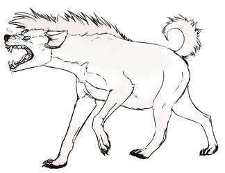 Hyena Comm by DemonsHeir