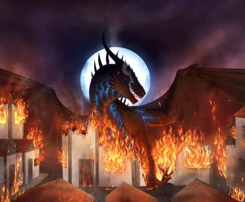 dragon comm