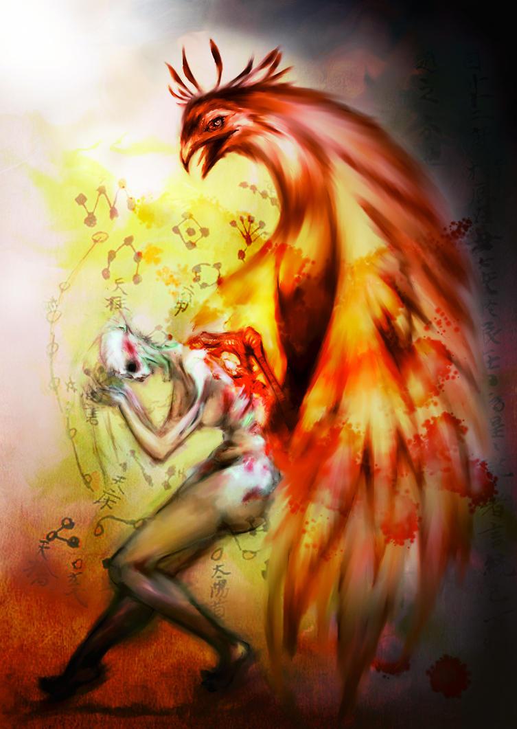 The Phoenix Rising - Atlantis