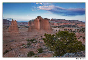 Cathedral Valley by collectiveone