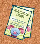The Cuckoo Story business card