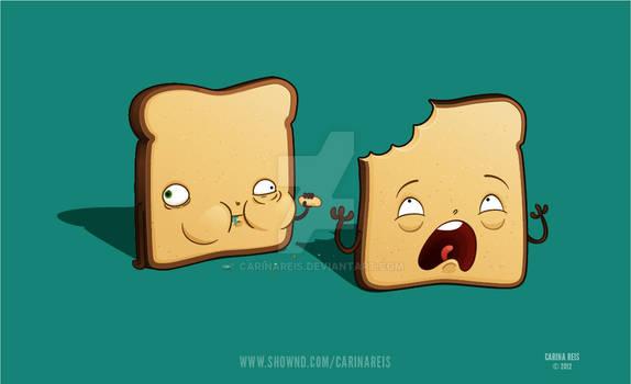 Cannibal Toast V2