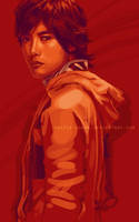Guy in Red by Wolfie-chama