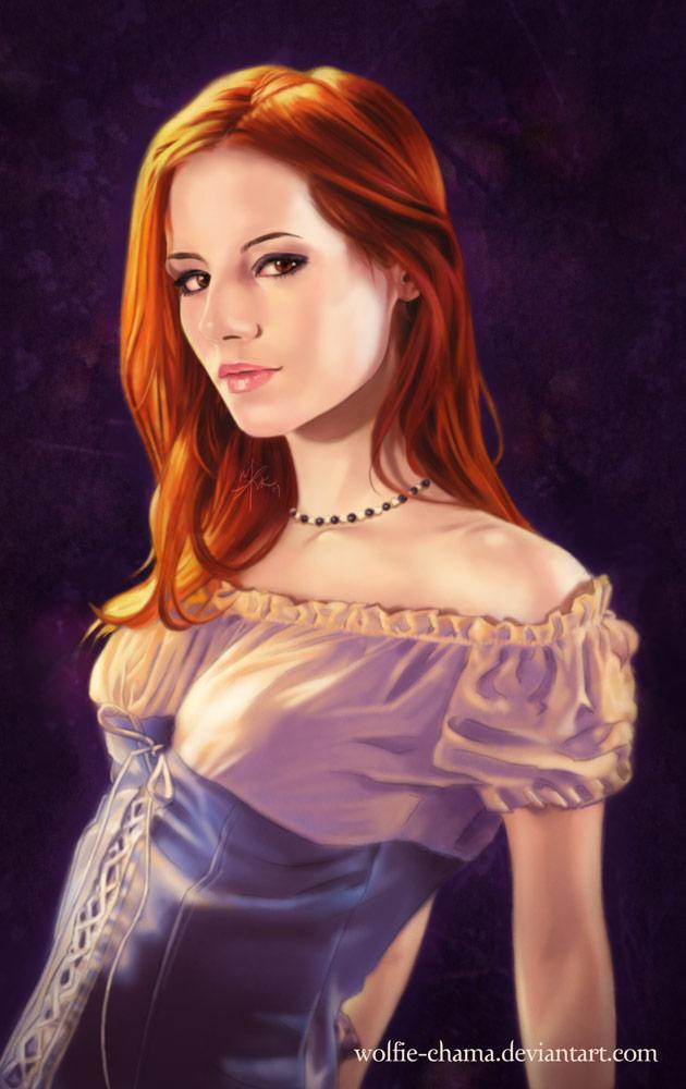 Innocent redhead teen #15
